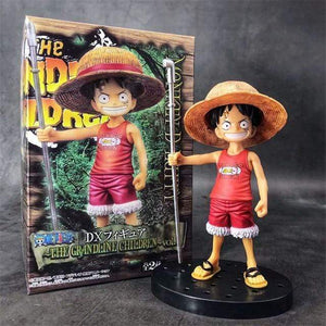 Boutique One Piece Figurine One Piece Figurine One Piece Luffy Enfant