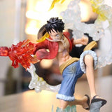 Boutique One Piece Figurine One Piece Figurine One Piece Luffy Prochain Roi Des Pirates