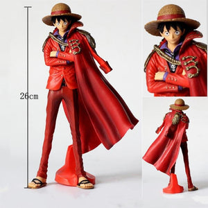 Boutique One Piece Figurine One Piece Figurine One Piece  Monkey D Luffy Roi Des Pirates