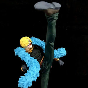 Boutique One Piece Figurine One Piece Figurine One Piece Sanji Kick