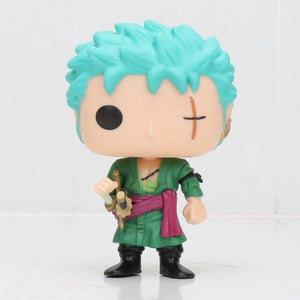 Boutique One Piece Figurine One Piece Figurine Pop Roronoa Zoro Avec Cicatrice