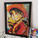Boutique One Piece Poster Lot De 3 Poster One Piece La Fratrie Du Mont Corvo