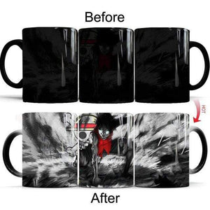 Boutique One Piece Mug Mug Magique One Piece Dark Luffy