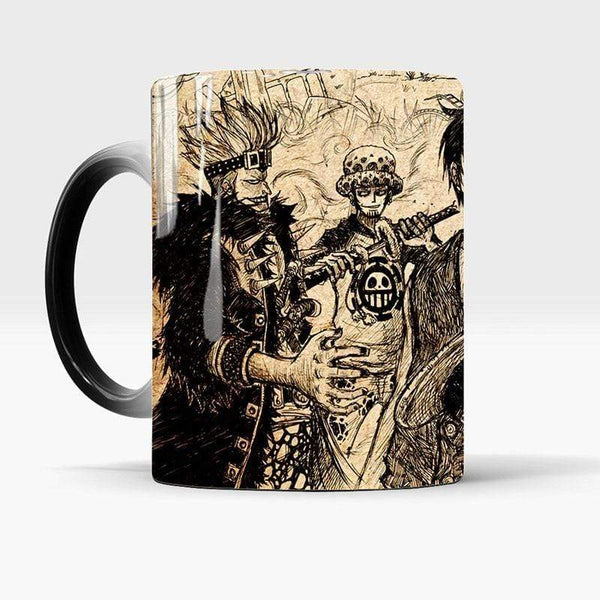 Boutique One Piece Mug Mug Magique One Piece L'Alliance Pirate