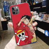 Boutique One Piece Accessoire For iphone xr / A3 One Piece Mugiwara No Luffy