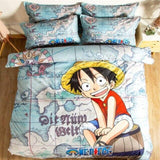 Boutique One Piece Parures De Lit Parures De Lit One Piece Petit Luffy