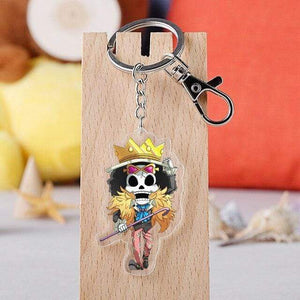 Boutique One Piece Porte Clef Porte Clef One Piece Brook