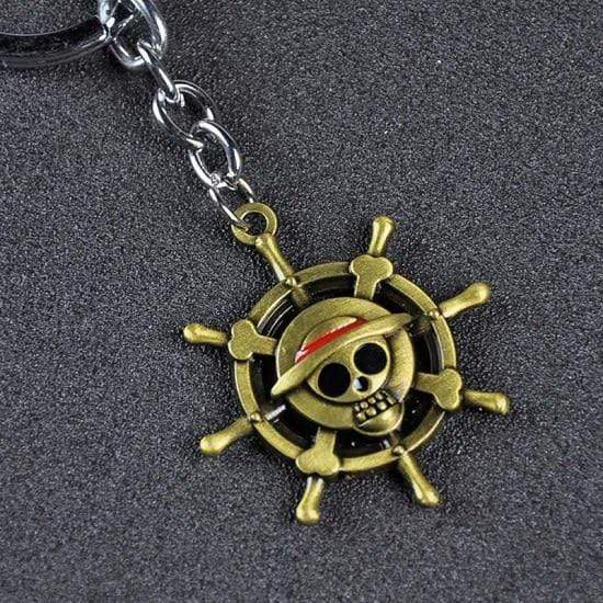 Boutique One Piece Porte Clef Porte Clef One Piece Logo Des Mugiwara