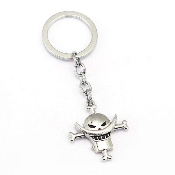 Boutique One Piece Porte Clef Porte Clef One Piece Symbole De Barbe Blanche