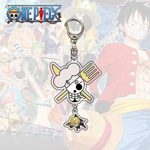 Boutique One Piece Porte Clef Porte Clef One Piece Symbole De Sanji