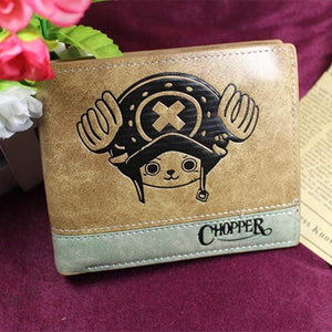 Boutique One Piece Accessoire Porte Feuille One Piece Chopper
