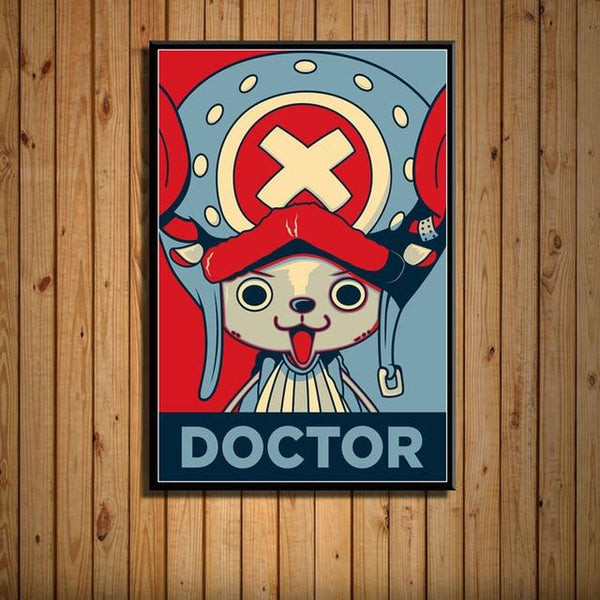 Boutique One Piece Poster 21 X 30cm Poster One Piece Docteur Chopper