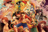 Boutique One Piece Puzzle Puzzle 1000 Pièeces One Piece Roi Des Pirates