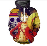 Boutique One Piece Sweat S Sweat One Piece Le Prochain Roi des Pirates