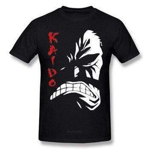 Boutique One Piece T-shirt T Shirt One Piece Empereur Kaido Zoann Mythique