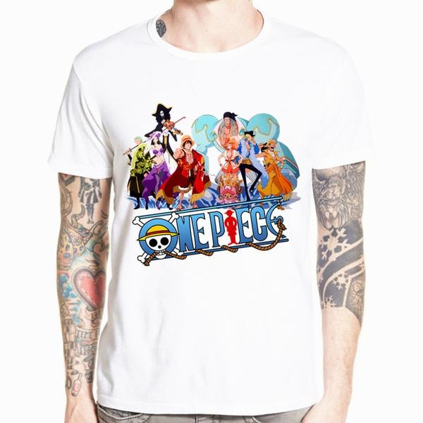 Boutique One Piece T-shirt xs T-Shirt One Piece Les Mugiwara