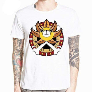 Boutique One Piece T-shirt XXL T-Shirt One Piece Thousand Sunny