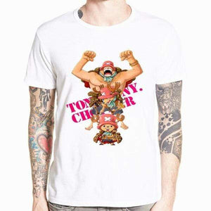 Boutique One Piece T-shirt xs T-Shirt One Piece Transformation Chopper