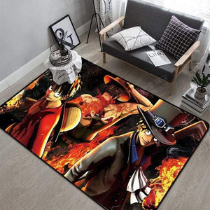 Boutique One Piece Tapis 60x90cm Tapis One Piece Les 3 Frères Du Mont Corvo
