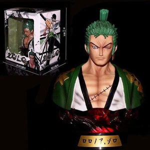 Boutique One Piece Lampe One Piece Veilleuse Led One Piece Buste Zoro