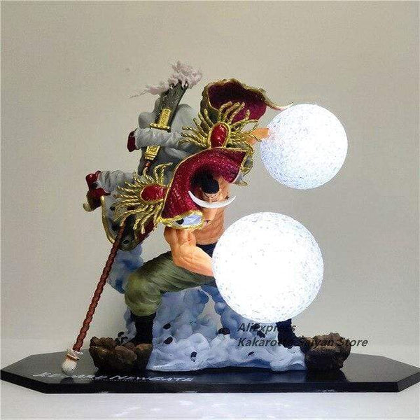 Boutique One Piece Lampe One Piece 2 Kabutowari Veilleuse One Piece Edward Newgate Attaque Kabutowari ou Onde de Choc