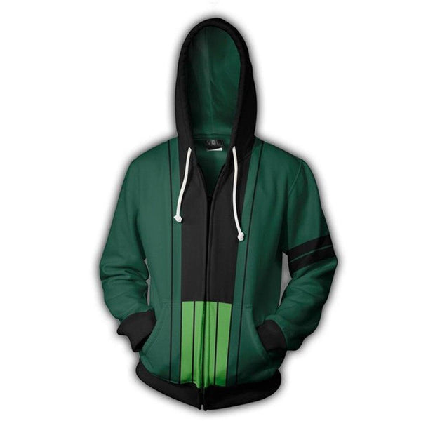 Boutique One Piece Veste Veste One Piece Cosplay Zoro