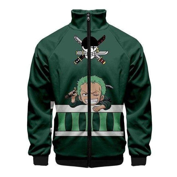 Boutique One Piece Veste XXS Veste One Piece Cute Zoro