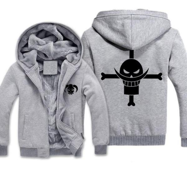 Boutique One Piece Veste l Veste One Piece Insigne Barbe Blanche