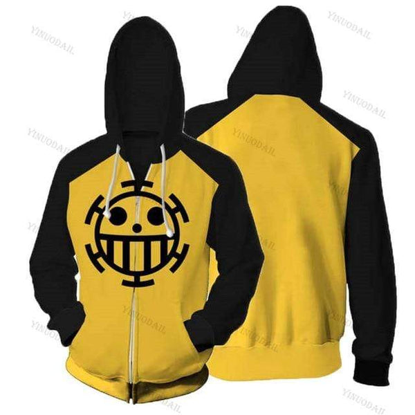 Boutique One Piece Veste L Veste One Piece Trafalgar Law