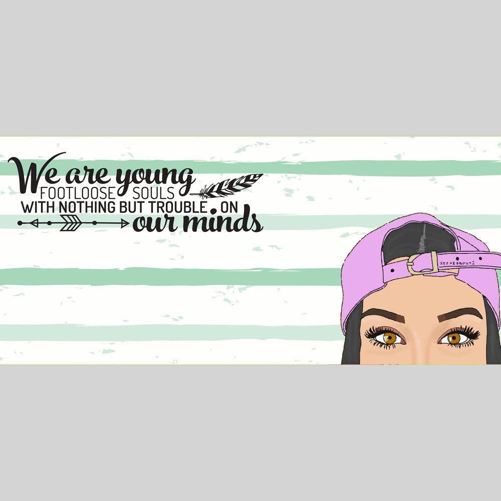 We Are Young Coffee Mug