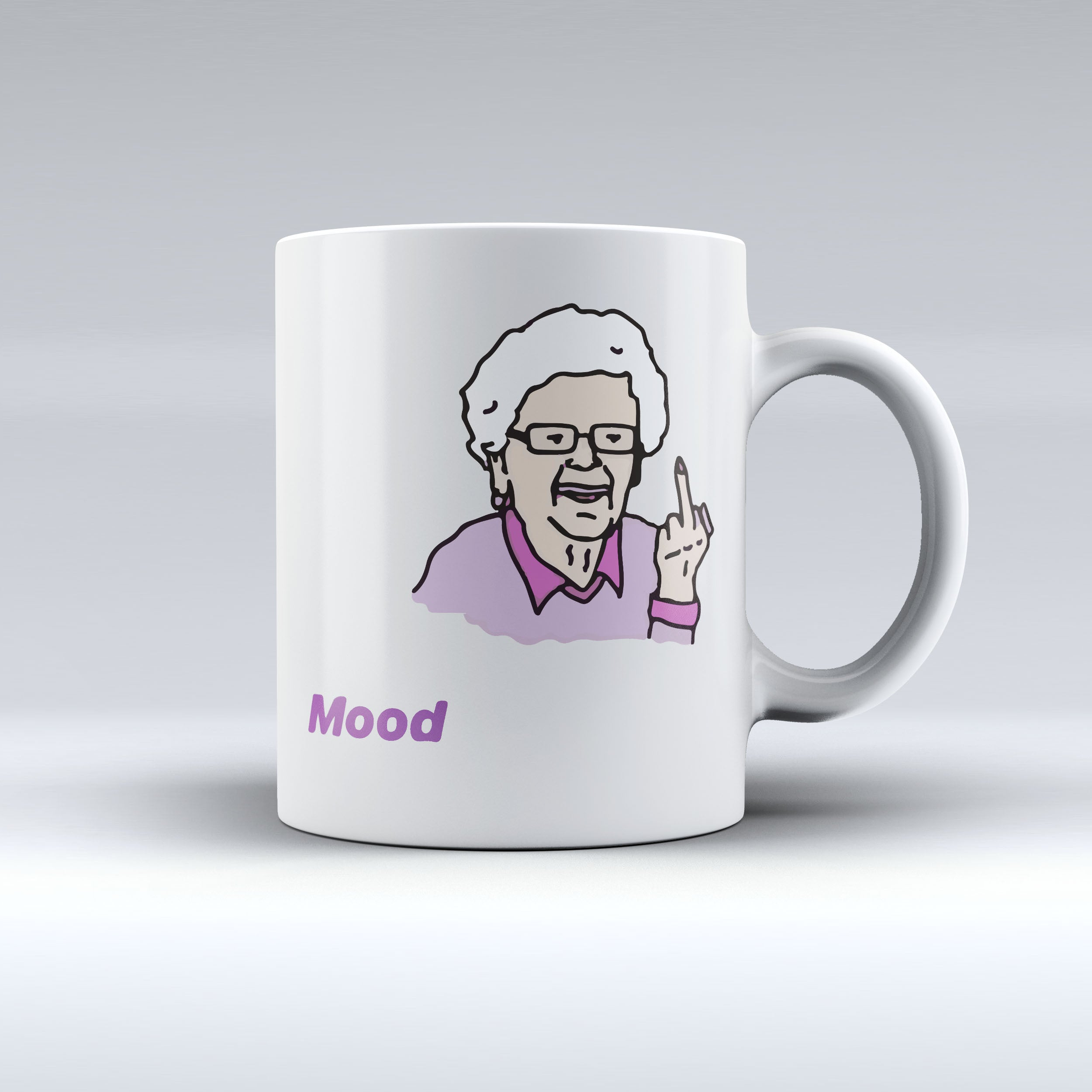 Mood Coffee Mug