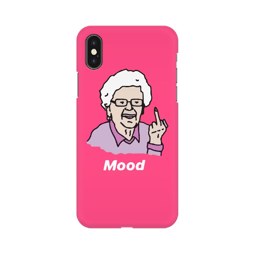 Mood Mobile Cover
