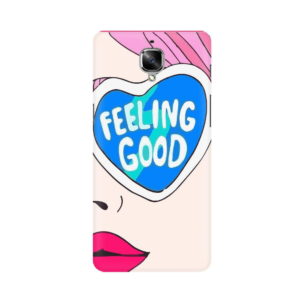 Feeling Good Mobile Cover