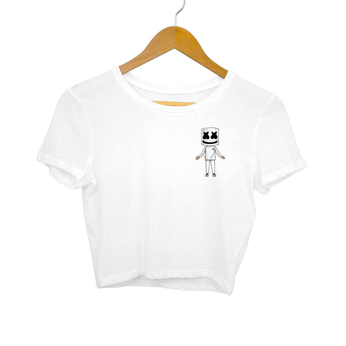 Mini Marshmello Crop Tops