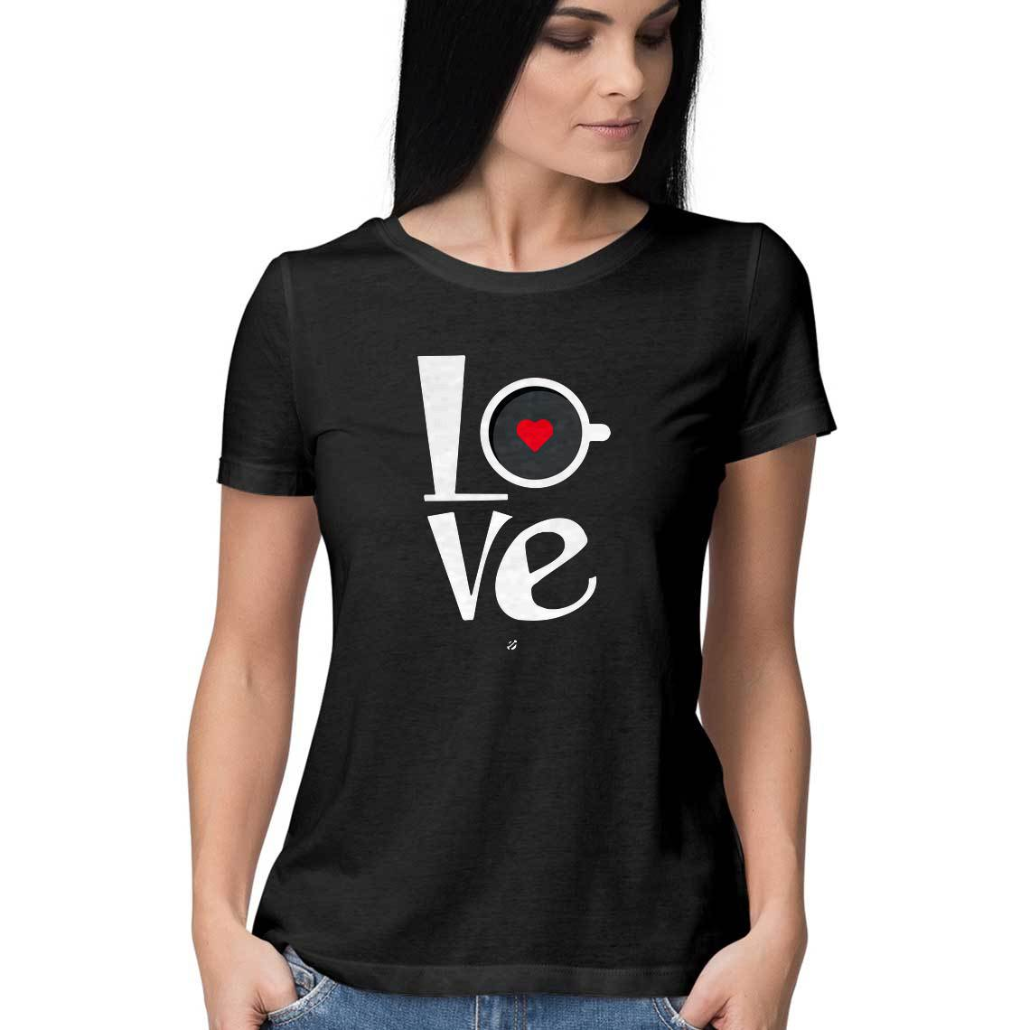 Love Coffee T-Shirts