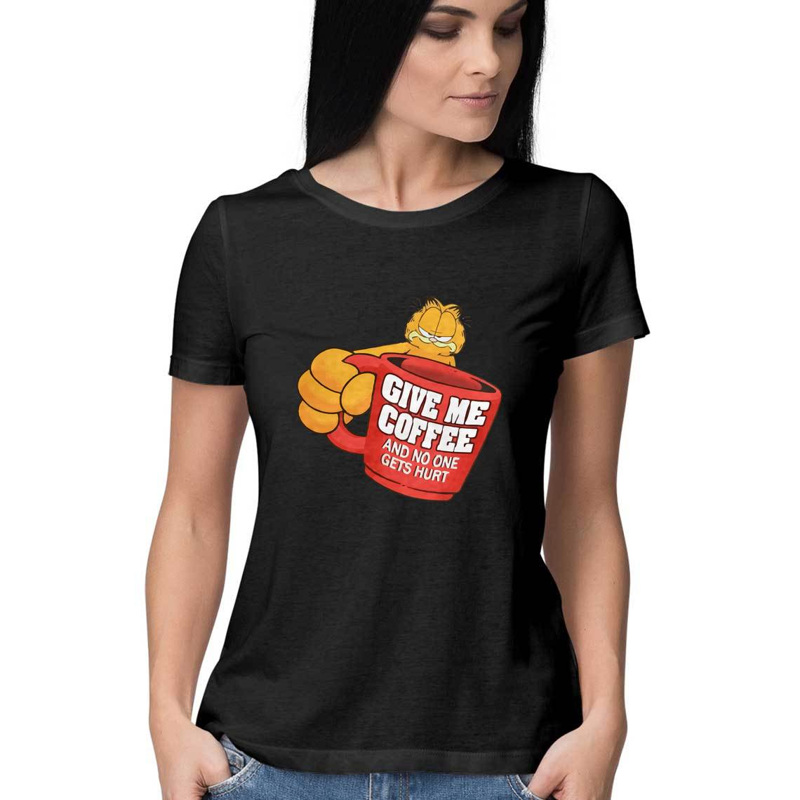 Give Me Coffee T-Shirts