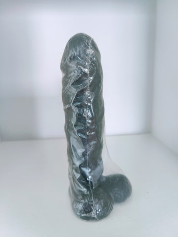 Large Penis Soap Black Raspberry