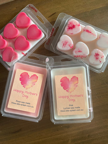Mother day wax melts.