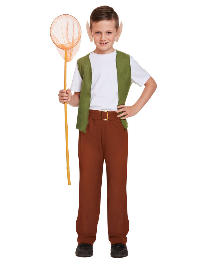 Child's Big Friendly Giant Costume Kids Book Week Fancy Dress Outfit