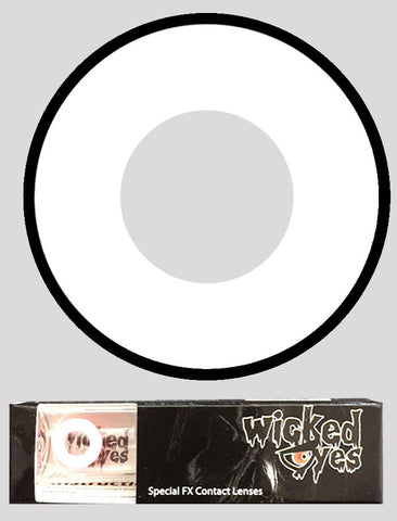 Wicked Eyes Daily Contact Lenses Eclipse