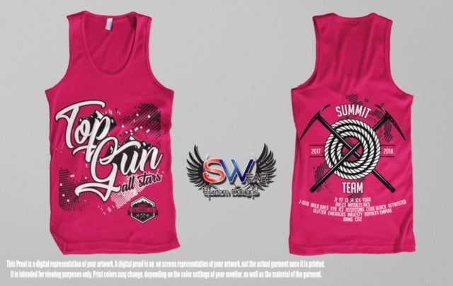 2018 Summit Tanks!