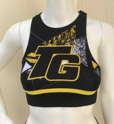 TG REBEL Wear (Sports-bra) - TGProShop