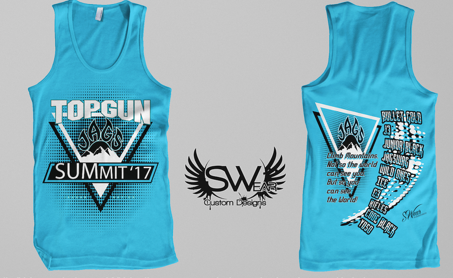 2017 SUMMIT Tank Top - TGProShop