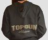 Traditional bling ZIP UP JACKET - TGProShop