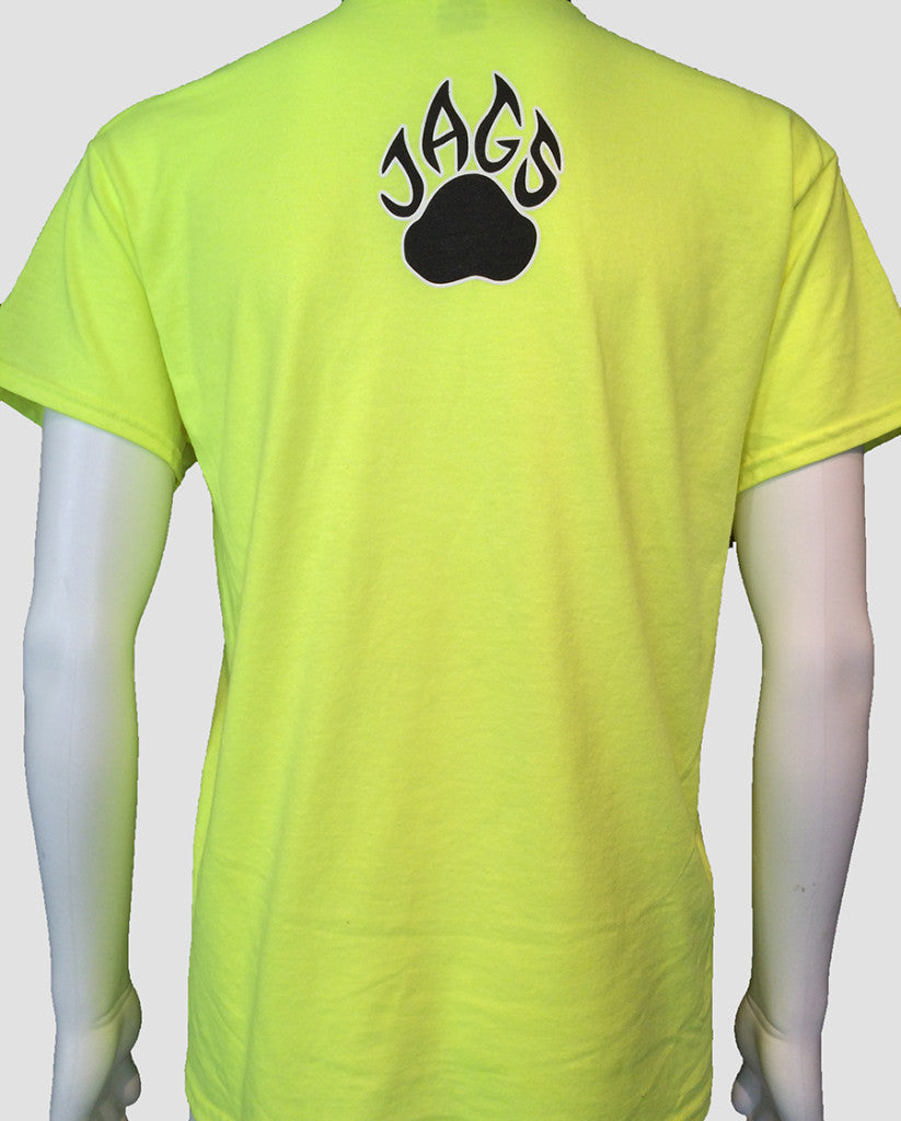 Top Gun Yellow NEON
