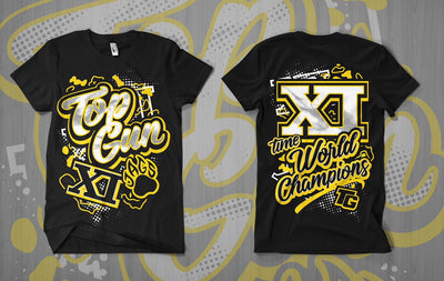 11 Time WORLD CHAMPIONS - TGProShop