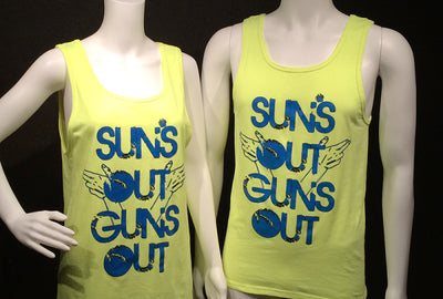Sun's OUT…Guns OUT- Tank Tops - TGProShop