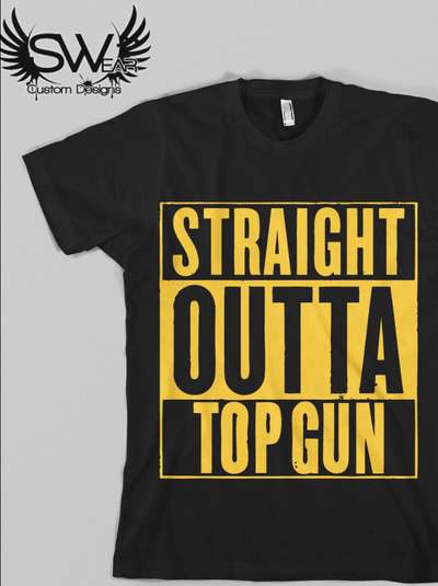 Straight outta TOP GUN - TGProShop