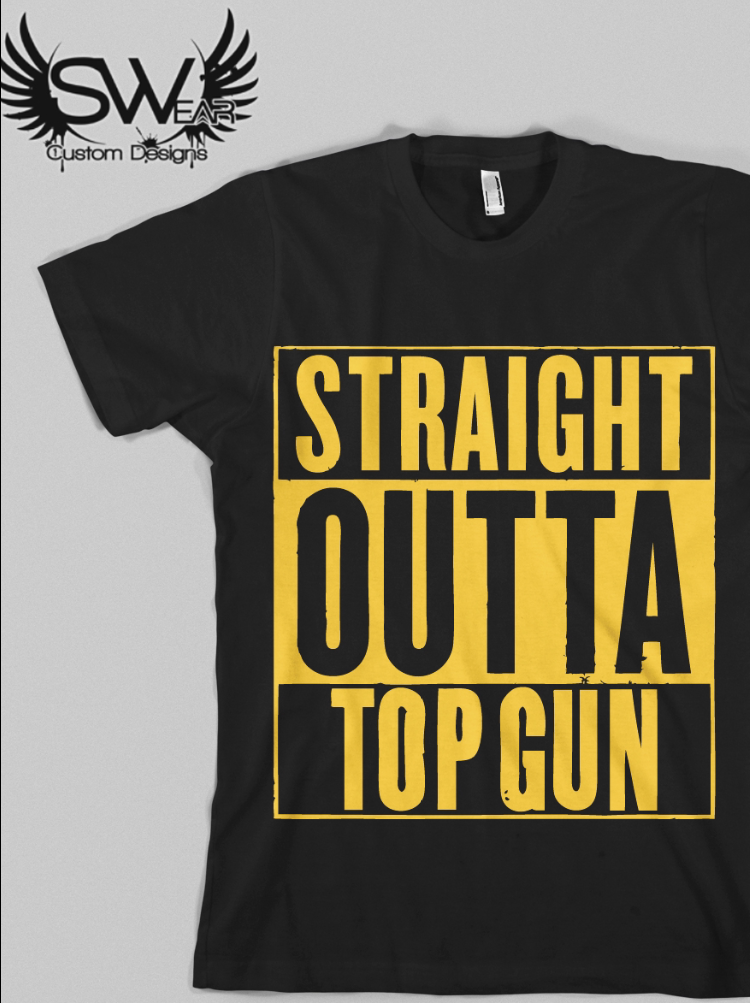 Straight outta TOP GUN