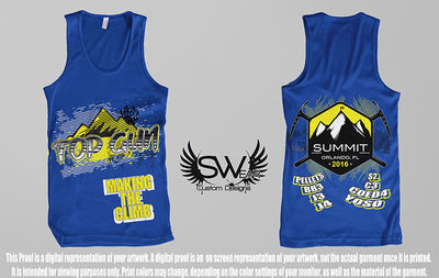 2016 SUMMIT tank top - TGProShop